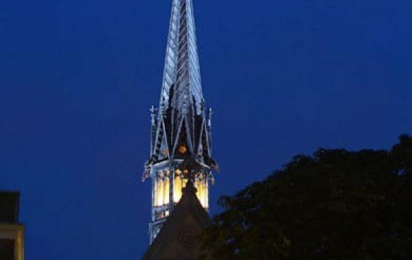 Cross of Light, Oxford