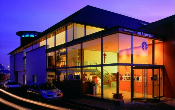 an Lanntair Arts Centre, </br> Stornoway