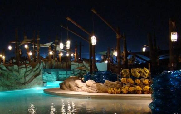 Yas Island Waterpark, </br> Abu Dhabi