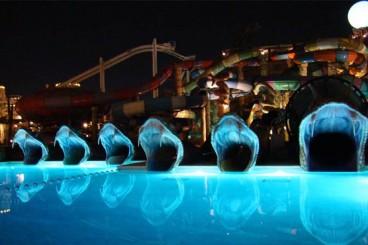 Yas Waterworld, Abu Dhabi </br>