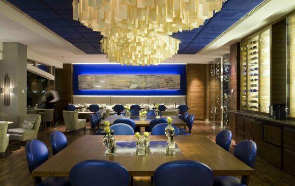 Serre Restaurant, Okura Hotel, Amsterdam