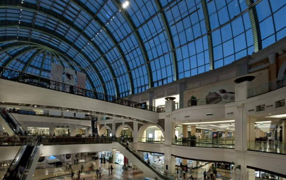 Fashion Dome & Galleria, </br> Mall of the Emirates Extension