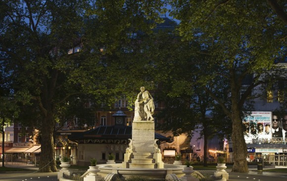 Leicester Square, </br> London