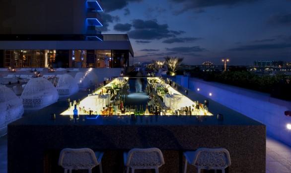 Siddharta Lounge by buddha-bar, </br> Dubai