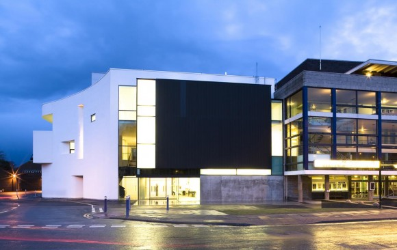 Towner Gallery, </br> Eastbourne