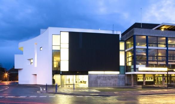 Towner Gallery, </br> Eastbourne