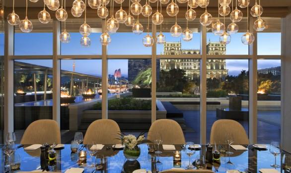 JW Marriott Hotel, </br> Absheron, Baku