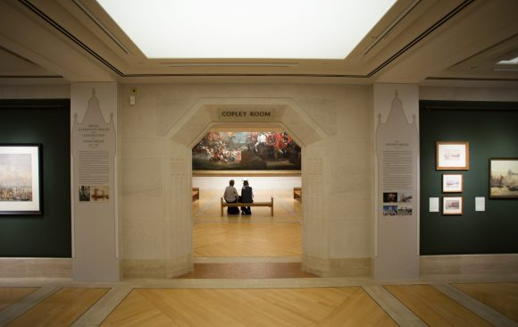 Guildhall Art Gallery, London, UK