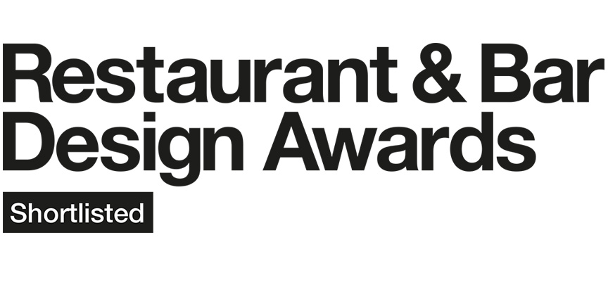 Dpa projects shortlisted in restaurant bar design awards