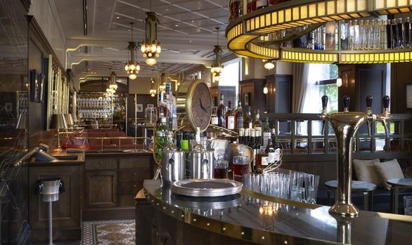 Four Seasons Hotel, Gresham Palace, Budapest - Kollázs Brasserie & Bar