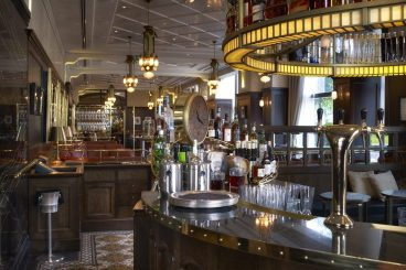 KOLLÁZS Brasserie & Bar at Four Seasons, Gresham Palace, Budapest