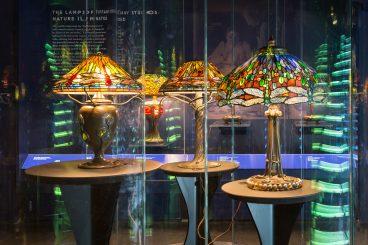 Tiffany Gallery, New-York Historical Society, New York