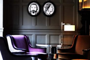 Connaught Bar, Mayfair, London