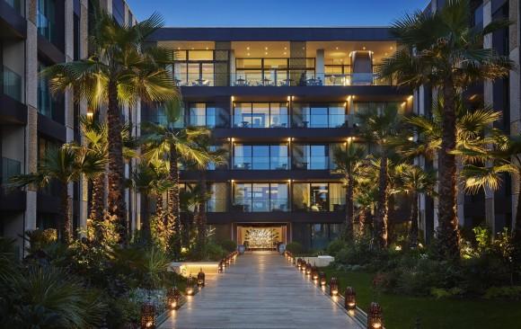 Four Seasons Hotel, </br> Casablanca
