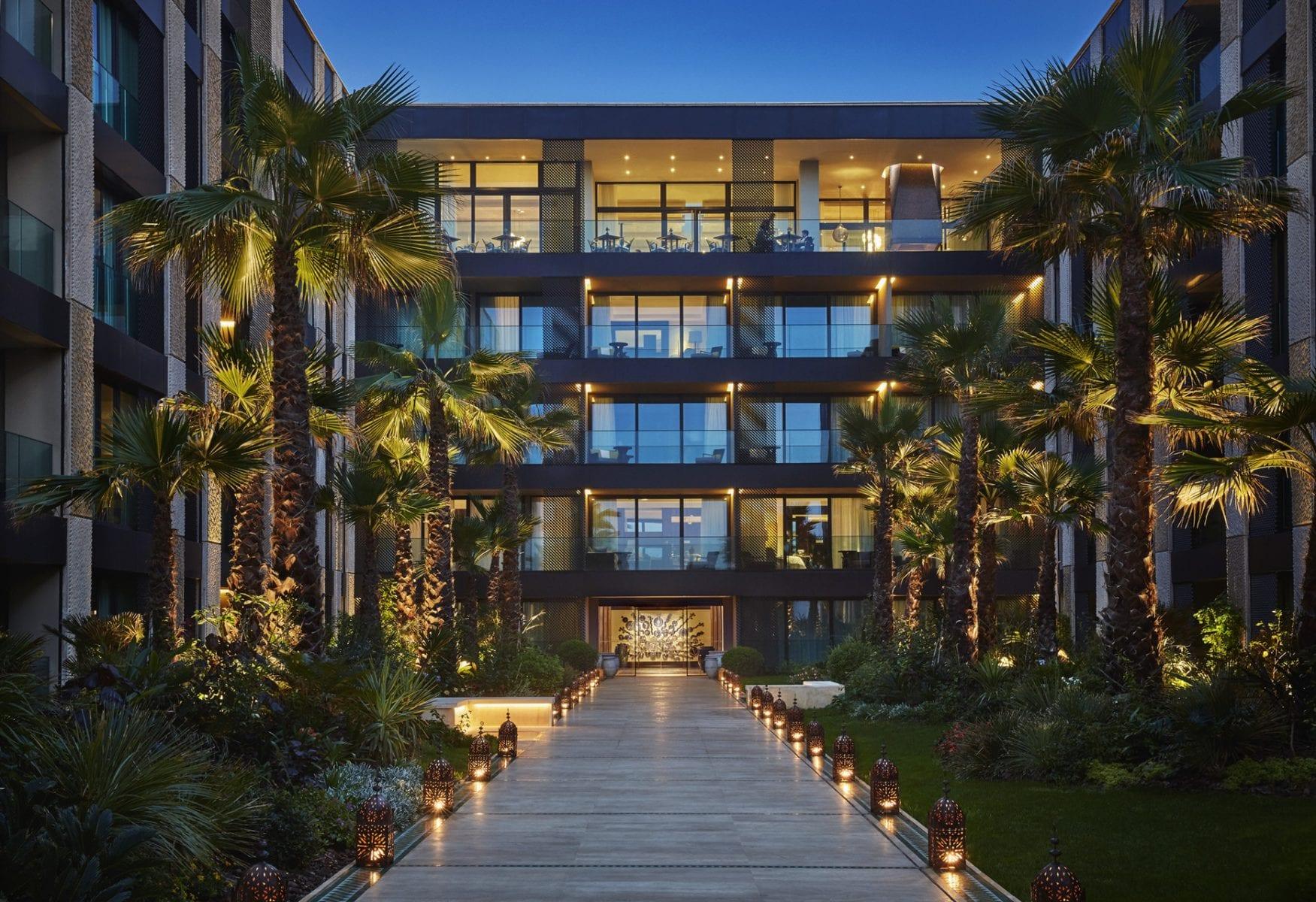 Four seasons hotel casablanca dpa lighting consultants for Fourseason hotel