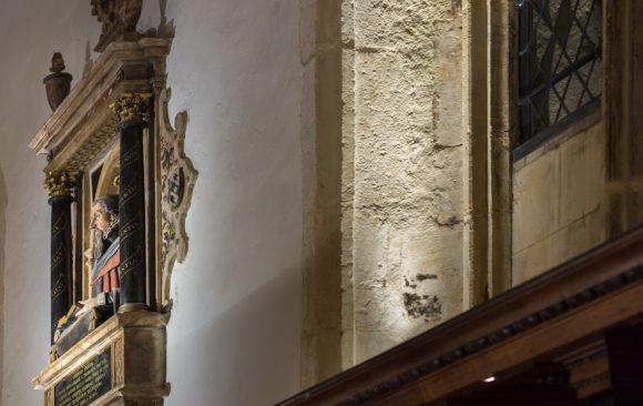 Corpus Christi Chapel, </br> Oxford