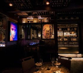Restaurants Bars Archives Dpa Lighting Consultants Right Light Right Place Right Time