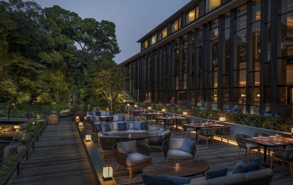 Four Seasons Hotel Kyoto, </br> Japan