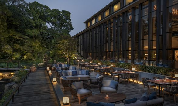 Four Seasons Hotel Kyoto, </br> Japan