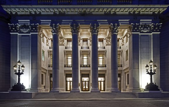 Four Seasons Hotel London at </br> Ten Trinity Square