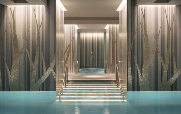 Spa - Four Seasons Hotel London at </br> Ten Trinity Square
