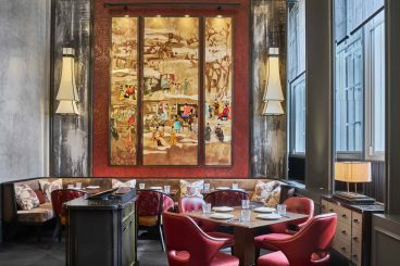 Mei Ume at Four Seasons Hotel London at Ten Trinity Square