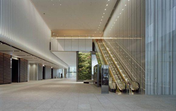 Otemachi Park Building, </br> Tokyo
