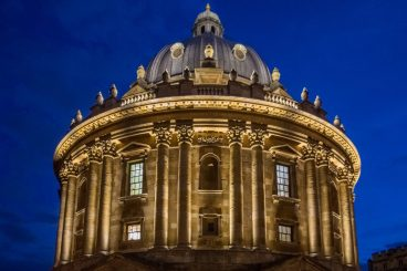 Night of Heritage III - Radcliffe Camera