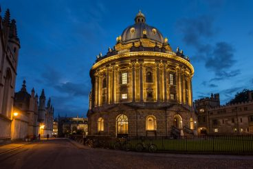 Night of Heritage III - Radcliffe Camera, Oxford