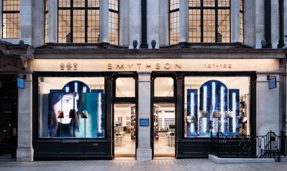 Smythson of Bond Street, </br> London