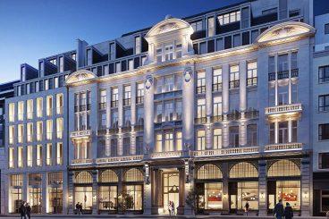 Corinthia Hotel Brussels, Belgium