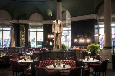 Kerridge's Bar & Grill at the Corinthia Hotel London