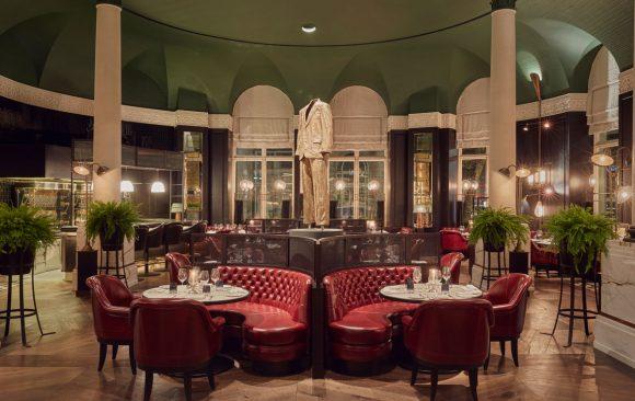 Kerridge's Bar & Grill,</br> Corinthia Hotel London