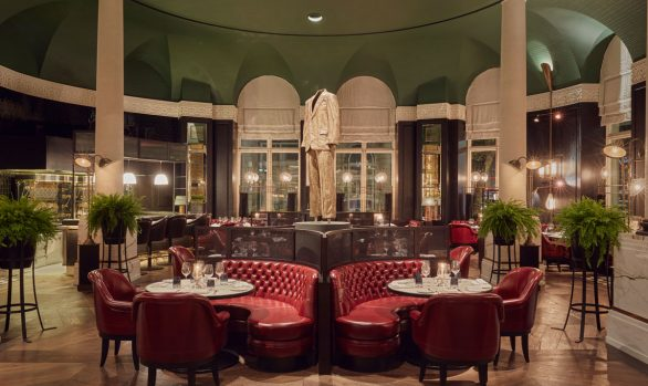Kerridge's Bar & Grill,</br> Corinthia Hotel London