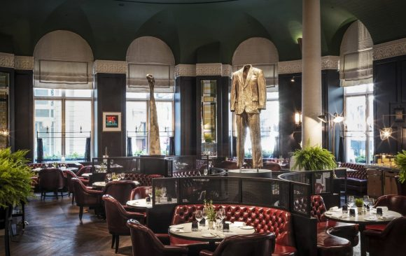Kerridge's Bar & Grill, Corinthia Hotel London