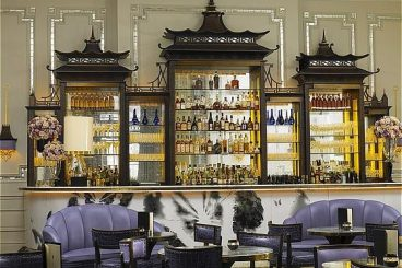 Artesian Bar, The Langham Hotel, London