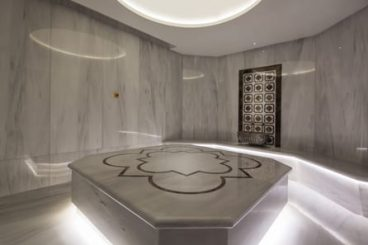 Eforea Spa at Hilton Istanbul Bomonti, Turkey