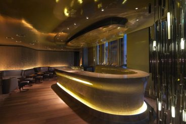 Bar 8 at Mandarin Oriental Hotel, Paris