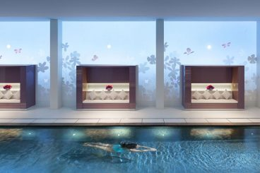 The Spa, Mandarin Oriental Hotel, Paris