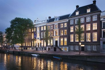 The Waldorf Astoria Hotel, Amsterdam