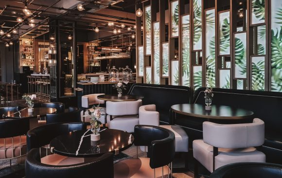 Juliet Rose Bar, Hilton Munich City