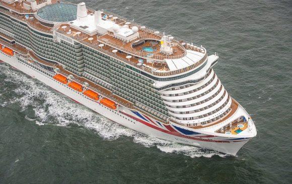 P&O Cruises, P&O IONA