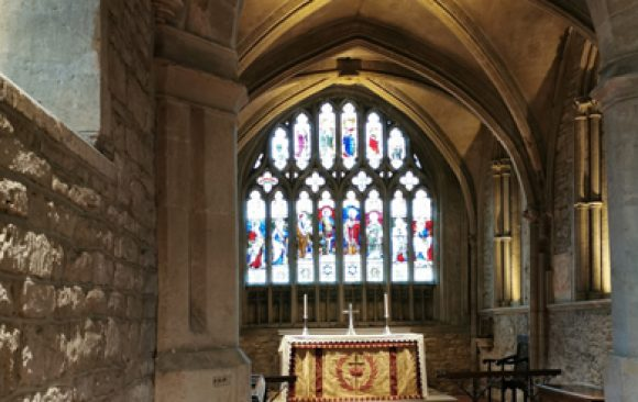 Church Project, Worcestershire