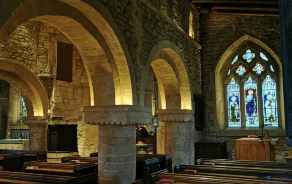 Church Project, Worcestershire, UK