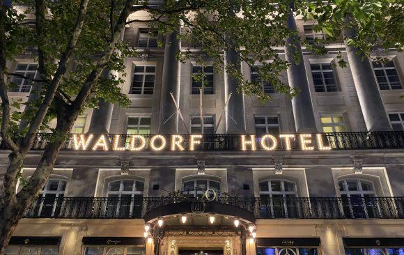 Waldorf Hilton Hotel, Aldwych, London, UK